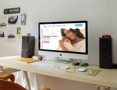 site Web hébergé et développé chez Oran Web Agency